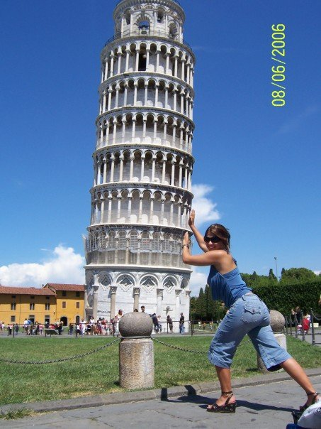 I made it to Pisa, but not Venice! :/