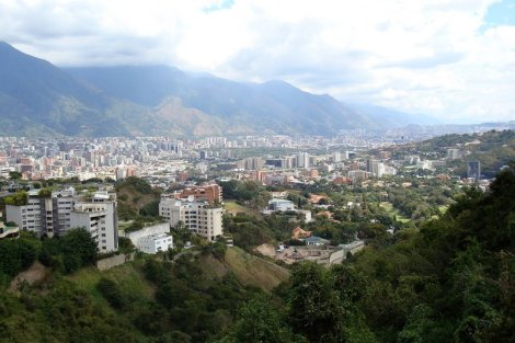 Caracas, Venezuela photo credit