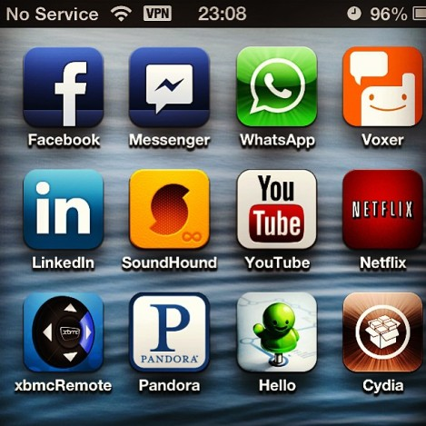 Apps that might not work without a VPN photo cred