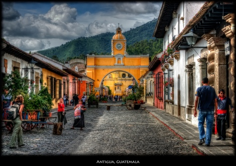 Antigua, Guatemala photo cred: http://www.flickr.com/photos/yotut/303100172/sizes/l/