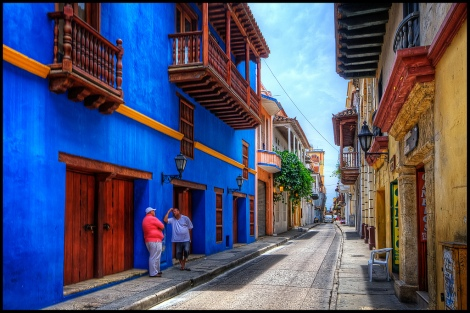 Cartagena, Colombia photo cred: http://www.flickr.com/photos/pedrosz/5049256137/sizes/l/