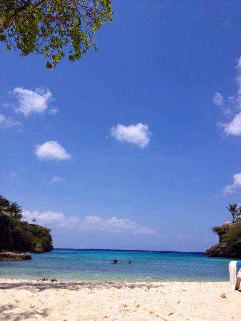 Good snorkling at Playa Lagun