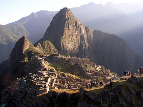Machu Pichu photo cred: http://www.flickr.com/photos/yotut/303100172/sizes/l/