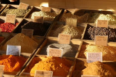 If I were planning on traveling to a spice market (one day!) I would skip the spice rocket. Photo Cred  https://www.flickr.com/photos/atbaker/334231611