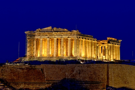 Parthenon in Athens, Greece https://www.flickr.com/photos/72906133@N00/4011639737 photo cred