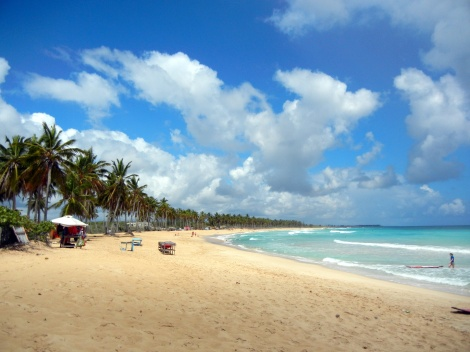 Beach, Playa Macao