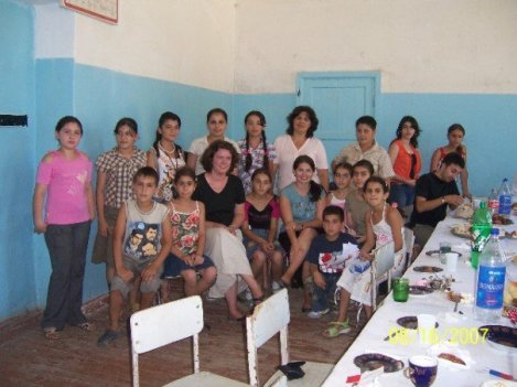 Summer school ESL classes in Azerbaijan