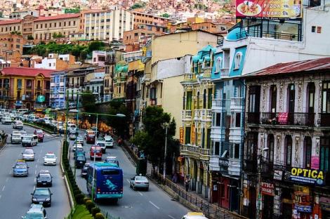 La Paz, Bolivia https://www.flickr.com/photos/natalielafuente/9676250272/in/photolist-dXjQhc-7v1U9A-6u5xH-isP1rD-Kf39a-fK4j6f-7tu1t-miQZ6t-miQcQa-7YvLnf-8Ym1MS-6sBEVt-dDendu-dD8Zyk-dD8XEV-dDejts-dDeh6S-dD8YNi-dDegSq-dD8VKT-bioxn2-9o9M3s-dDemxL-dD8Xdg-dDeiwu-dD8VZ6-dDehQb-dD8X1a-dDehww-dDejKG-dD8Wc6-dDekuj-dDegNj-dD8Y9F-dDeigd-dD8XRX-dDent7-dDeh1G-6FzRtQ-7dT7u8-7dT8a6-bxxG8m-8eGPjb-oNwwp-9dpH8F-aP1Nii-aP1NGB-aP1Ng6-aP1NnR-aP1NLk Photo Cred