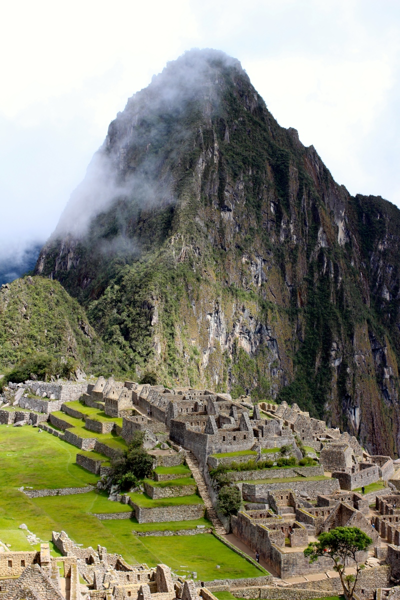 the mysterious machu picchu