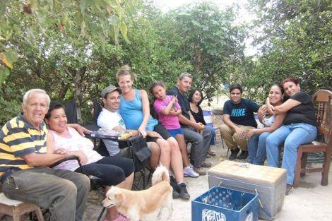 family in venezuela
