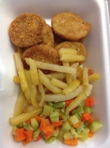 My last school lunch