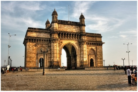 Gate of India in Mumbai photo cred https://www.flickr.com/photos/danielmennerich/11982434135/in/photolist-jfR7cZ-njUoMN-abuwXN-f415P9-eGSuSp-eGZ3B3-9ZBe78-a2up1p-CtGQu-4H75kB-4m1M4G-4E3MGt-5fAkhB-ixgt-7vcdhJ-dMmC8C-ru6p7H-bqkRii-qPQiJ5-7DuDQ1-9wv2r-2dfUCw-9YLt9V-9n4qrg-7eoKak-74FMW5-yTdpc-2Yecfj-7vcj6o-aGPTge-rjnfH4-itVus3-C2xky-C2xdc-3VmACz-fCTH4X-f3rNax-f3G7Hh-cnNaN1-cdWAHG-bwngir-aeKSo7-a9nnwG-9qLN4p-9mMQ9b-9mMKim-9gTgra-8LdqDi-8LhjVw-8LgAc5