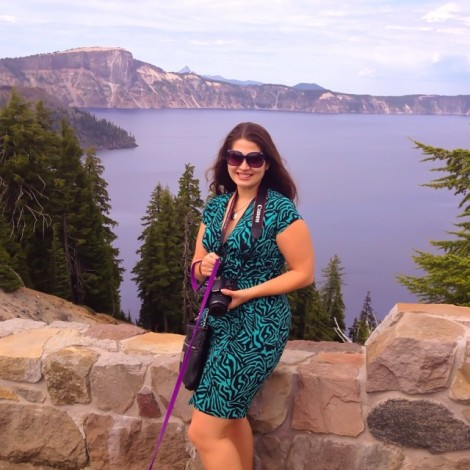 Can't wait to get back to beautiful Oregon. This was taken at Crater Lake last summer!