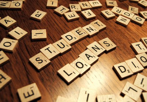 Student loan debt can be a huge barrier to travel, but it doesn't have to be! Photo cred www.gotcredit.com