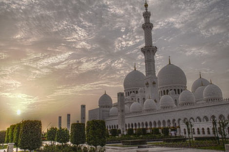Grand Mosque in Abu Dhabi- what amazing architecture! photo cred https://www.flickr.com/photos/lam_chihang/8567295183/in/photolist-ayfoty-e8ZWaL-pviJrd-eiH9ju-e44CnV-pQeXbK-88XZv8-rdtfSW-cjEjow-ebXvqH-ec4aoY-99Jumy-ekvs7Z-8YBaG9-eaWhML-bcBsHX-go5DGM-nDSdB7-7e2NVF-q97mXb-8NFxDi-gqt21o-6dLHpL-8zVFaF-qisBnu-s69jko-8miGNo-rNQd2x-9Yuz8e-pwQ7D9-7bLZet-qKfxqC-bVVUHH-eh44Re-6dLLEU-bXroBj-nMzDBD-bXrobL-drLdkQ-bQSu4a-7AqfHH-jD39Ln-eZHoNR-ePN1yP-ekeSEw-7e2NDF-ebXwPT-bHv31z-bXroYG-bSgLYz