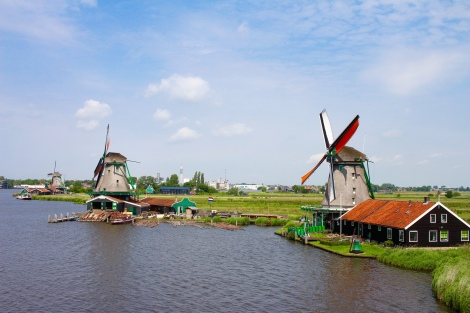 This little town full of windmills was the perfect escape from the tourist trail