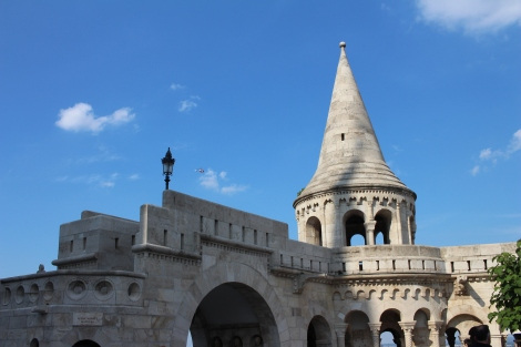 Loved Fisherman's Bastion place!