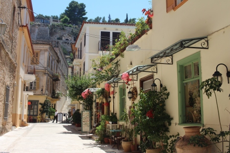 Nafplio was a gorgeous little coastal town that I would love to explore some more
