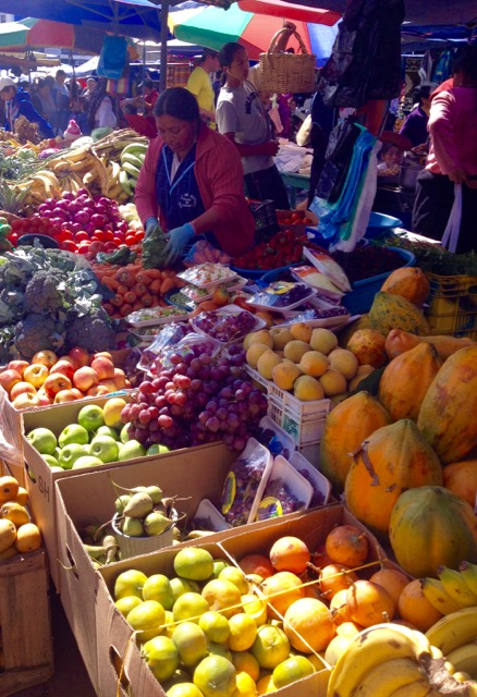 Otavalo fruit