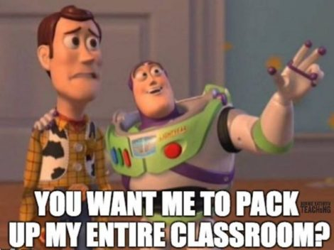 entire classroom