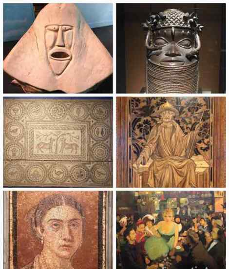 Favorite pieces from Fine Arts Museum