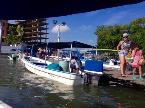 Tucacas dock