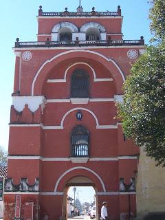 Arco de Carmen