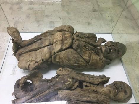 santiago- mummies
