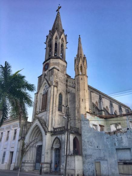 Iglesia de Nuestra Corazón de Sagrado Jesús
