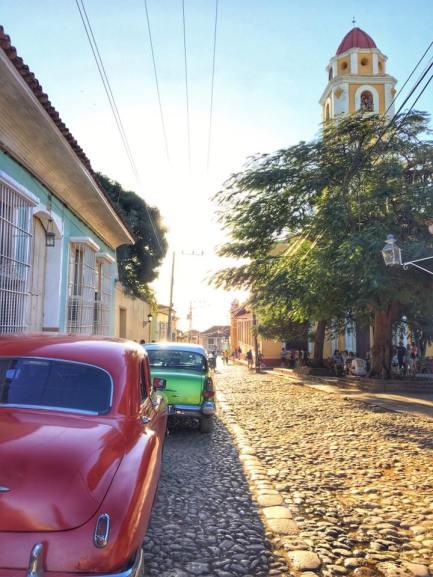 Old Cars in Trinidad