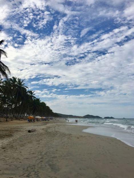 Playa El Agua