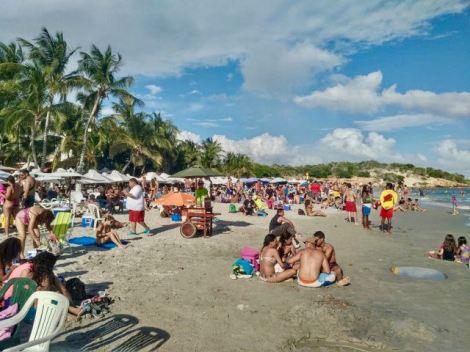 Playa El Yaque