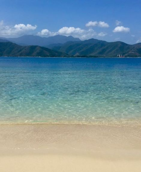 isla larga from my seat