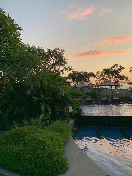Sheraton Pool in Jakarta