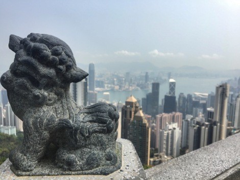 HK View from the Peak